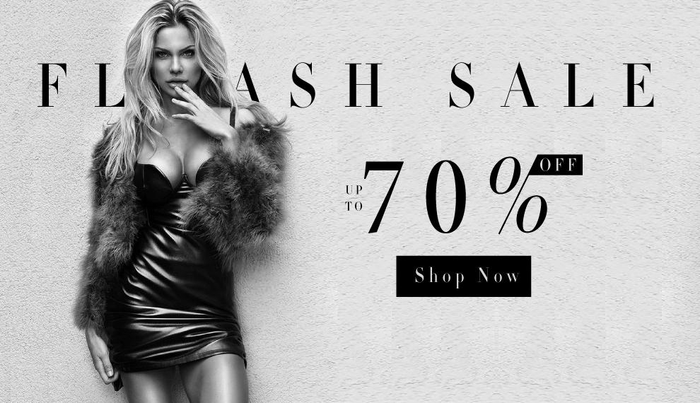 Flash Sale To 70% OFF